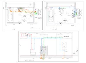 Plumbing And Sanitary Work Methodology